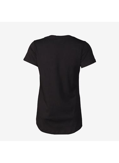 Hummel Kadın Tişört Nibe 911209-2001 Siyah